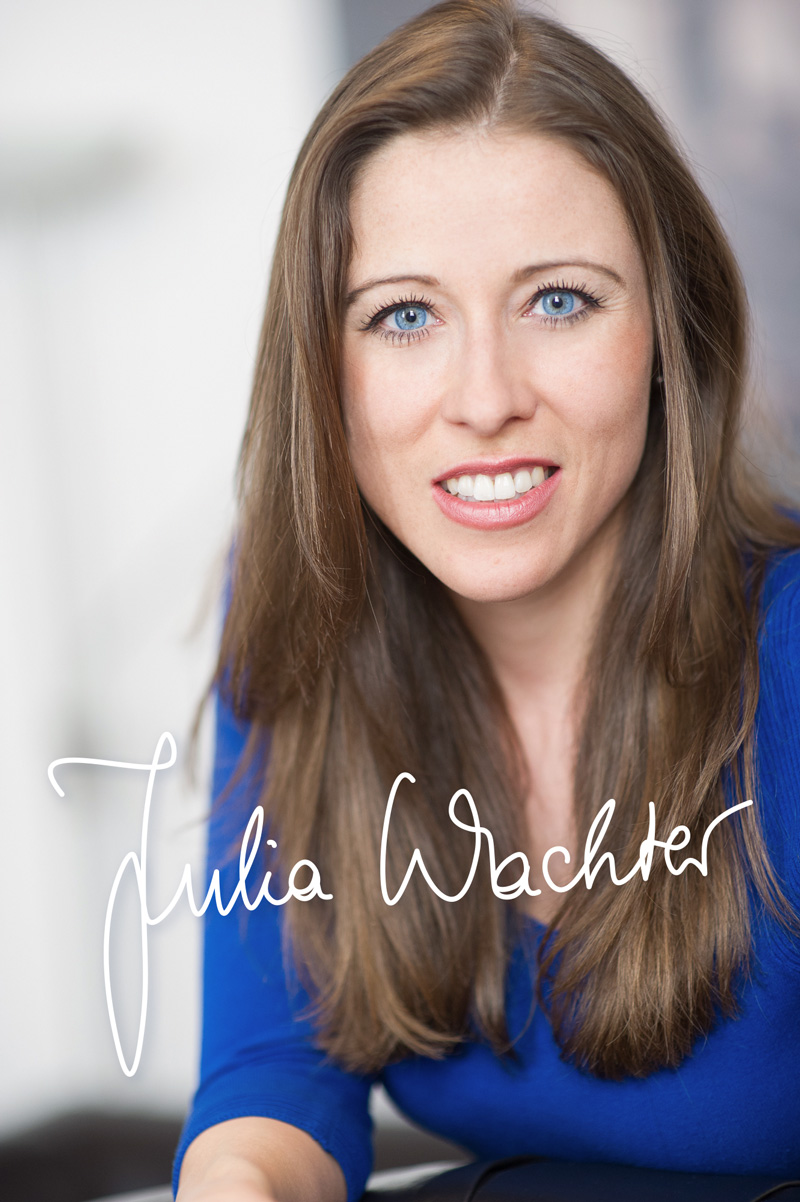 juliawachter_portrait+signature